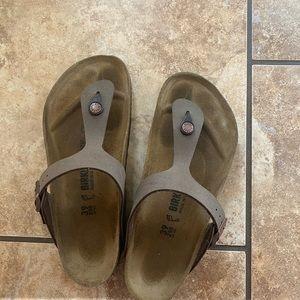 Birkenstock's ladies shoe for sale $85 obo size 8